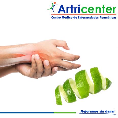 limon-articulaciones-artricenter-blog