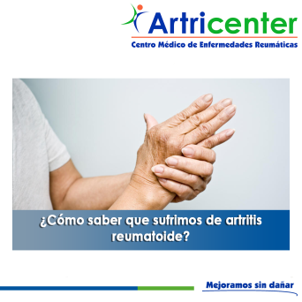 COMO SABER-ARTITIS-ARTRICENTER-BLOG