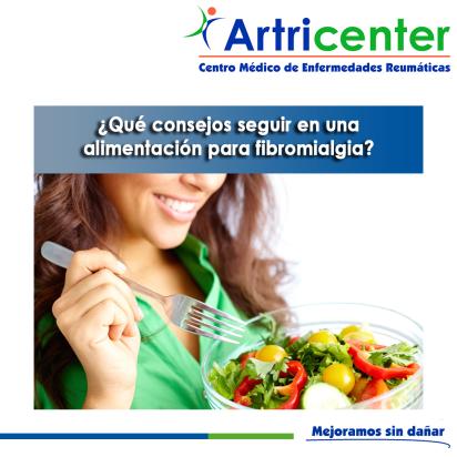 consejo-alimentación-fibromialgia-artricenter