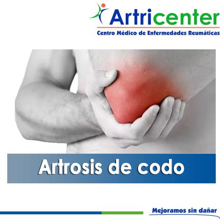 ARTROSIS DE CODO-ARTITIS-ARTRICENTER-BLOG