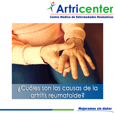 causas de la ARTITIS-ARTRICENTER-BLOG