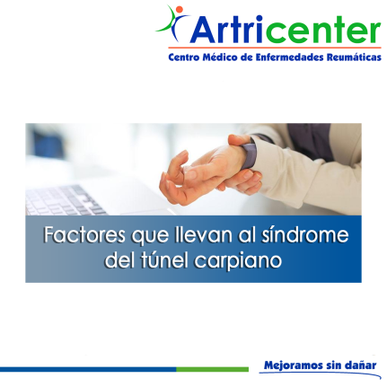 factores DEL TUNEL CARPIANO-ARTITIS-ARTRICENTER-BLOG