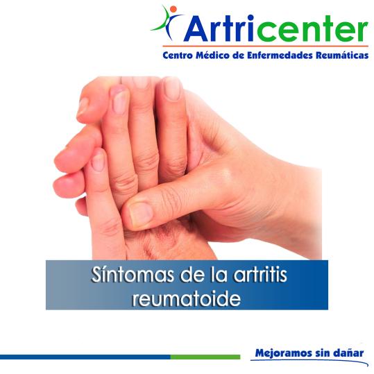 sintomas de -ARTITIS-ARTRICENTER-BLOG