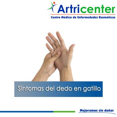 sintomas dedo en gatillo-ARTITIS-ARTRICENTER-BLOG
