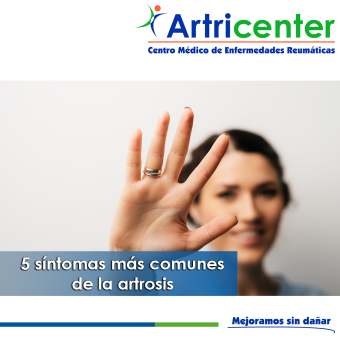 5 sintomas-ARTITIS-ARTRICENTER-BLOG