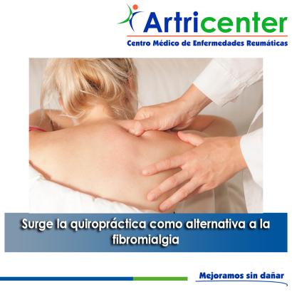 fibromialgia quiropráctica-ARTRICENTER-BLOG
