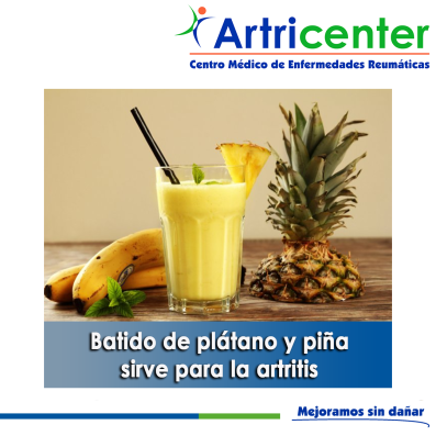 platano-ARTITIS-ARTRICENTER-BLOG