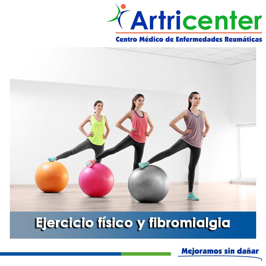 Ejercicio físico y fibromialgia-artricenter