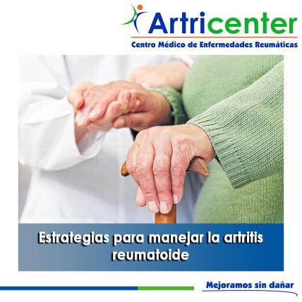 Estrategias para manejar la artritis reumatoide-artricenter
