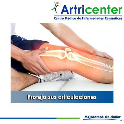 Proteja sus articulaciones-artricenter