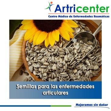 Semillas para las enfermedades articulares-artricenter