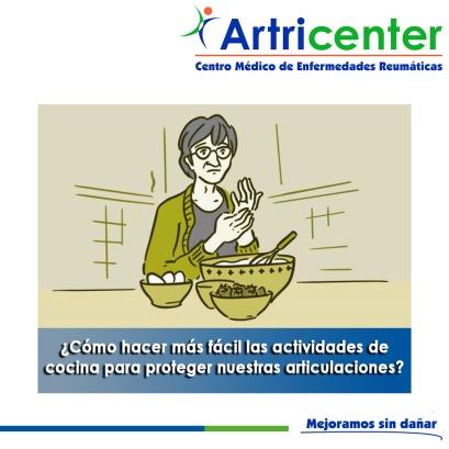 Cómo hacer más fácil las actividades de cocina para proteger nuestras articulaciones-artricenter