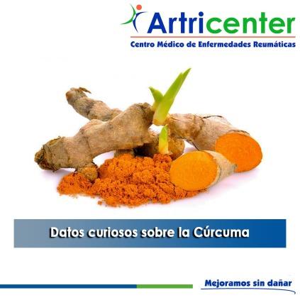 Datos curiosos sobre la Cúrcuma-artricenter