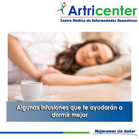 Infusiones que te ayudaran a dormir mejor - artricenter