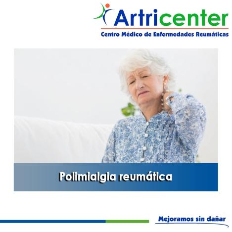 Polimialgia reumática-artricenter