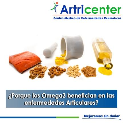 Porque los Omega3 benefician en las enfermedades Articulares-artricenter