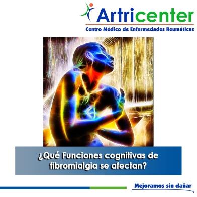 Qué Funciones cognitivas de fibromialgia se afectan-artricenrer