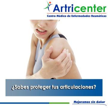 Sabes proteger tus articulaciones-artricenter